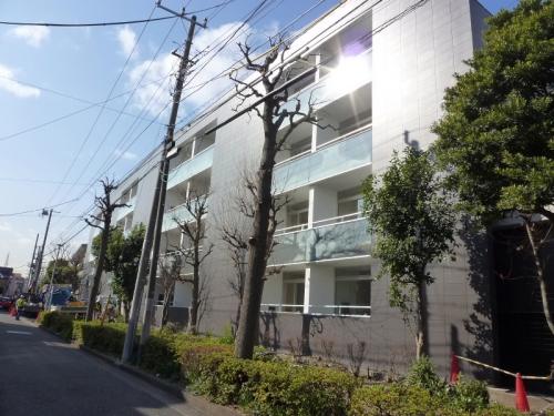 トレポンティ新川崎外観(青空)2