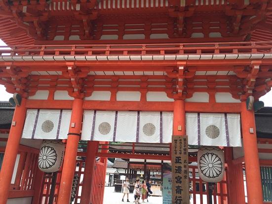 下鴨神社楼門