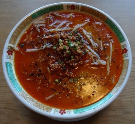 坦々麺(タンタン麺) 820円