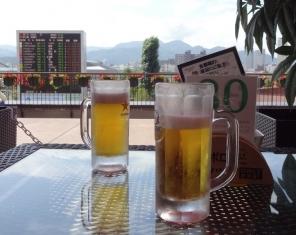 12:44 サッポロクラッシック生ビール(ジョッキ) 500円×2杯