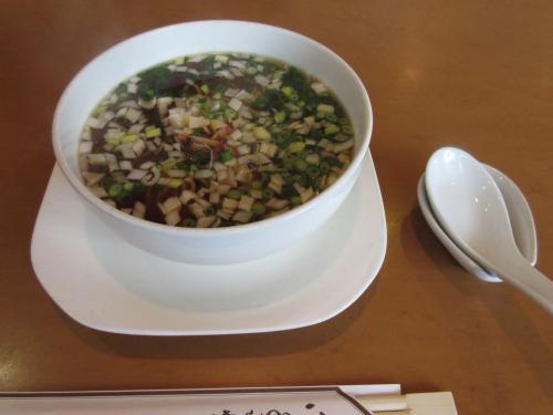 ミニねぎ麺