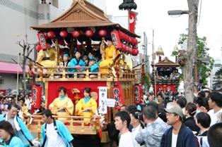 日本遺産(小浜放生祭)3