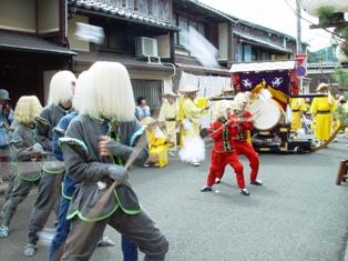 日本遺産(小浜放生祭)2