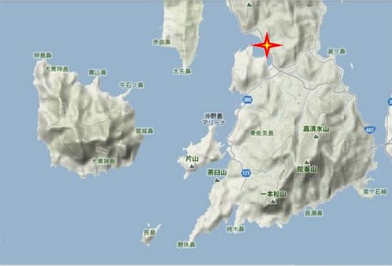 5)大柿町南部 塩竈明神社