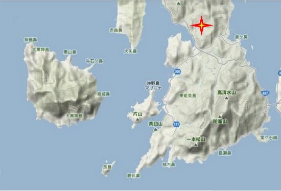 5)大柿町南部 観音堂