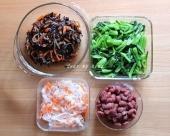 今日の常備菜