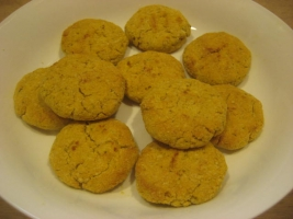 150909おからクッキーかぼちゃ