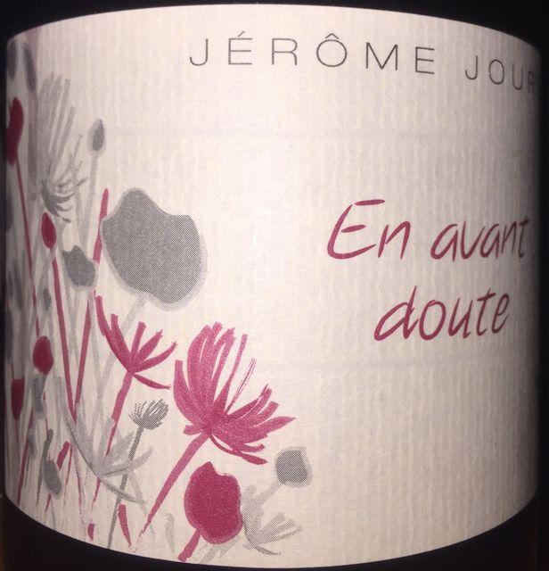 Jerome Jouret En Avant doute grenache 2013 part1
