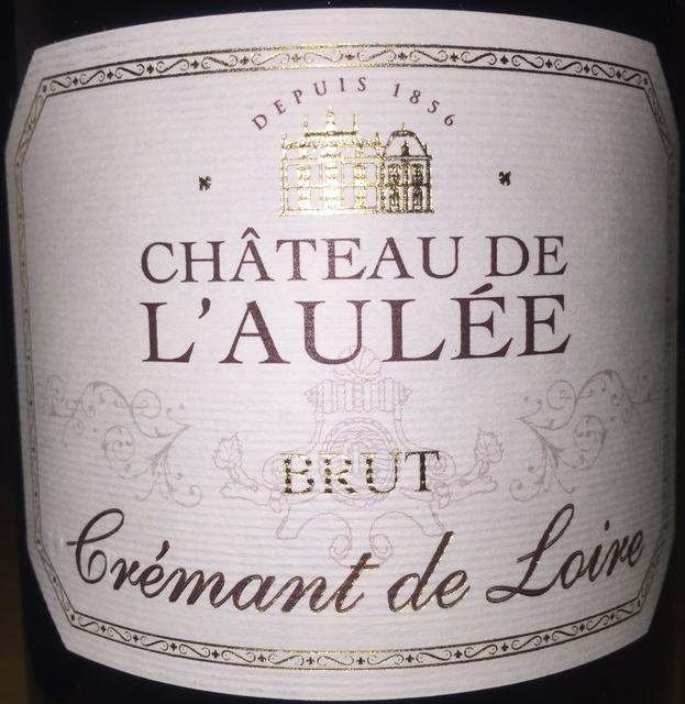 Cremant de Loire Brut NV Chateau de lAulee