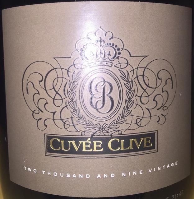 Graham Beck Cuvee Clive Vintage 2009