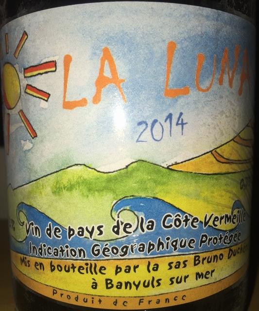 La Luna Bruno Cuchene 2014