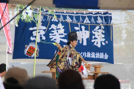 京築神楽 2015-9-26-5
