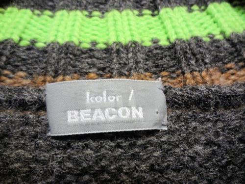 kolor / BEACON 2015-16A/W