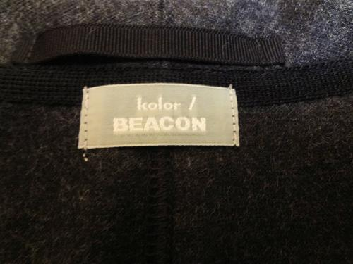 kolor / BEACON 2015-16A/W