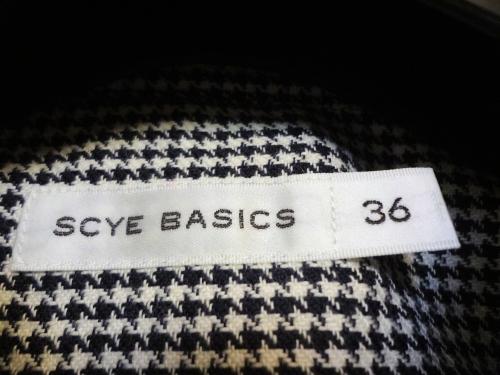 SCYE BASICS 2015-16A/W