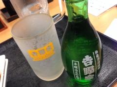 吉呑み:酒