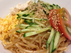 元祖赤のれん節ちゃんラーメン野間店:料理