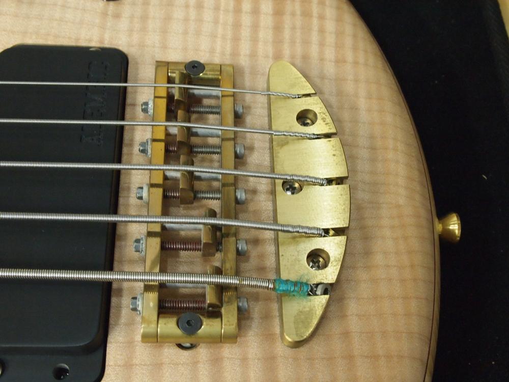 2001 alembic excel 5 strings bass guitar w gig bag. Black Bedroom Furniture Sets. Home Design Ideas