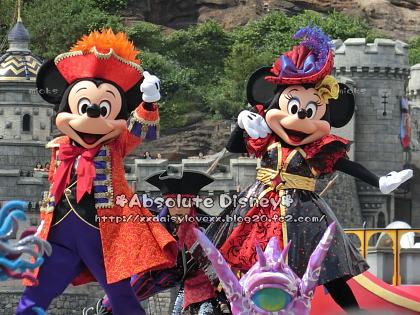 海賊と女王
