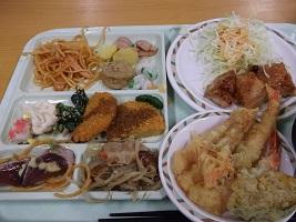 おおるり夕食2015.10