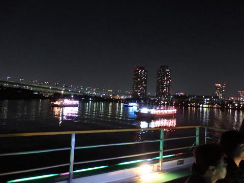 133隅田川に向かって