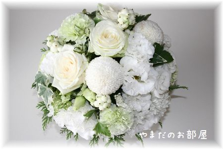 2015年やまだの命日のお花①