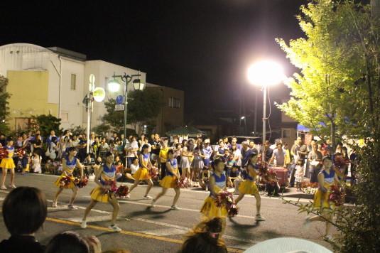 二十日祭 チアガール