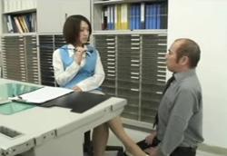 OL女王様による中途採用中年社員教育!