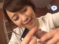 恵比寿マスカッツ 白石茉莉奈 がエステでチンコやアナルを舐めまくり
