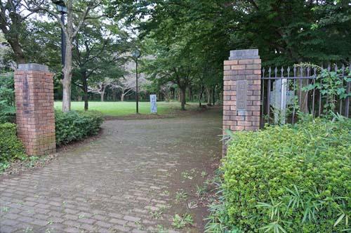 1蛇沼公園入口