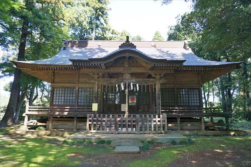 5楯縫神社