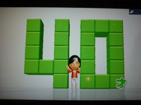 Wii Fit Plus 2015年09月08日のバランス年齢 40歳