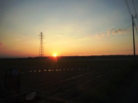夕陽151016a