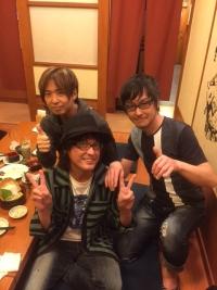 ベンさん、本田さんと