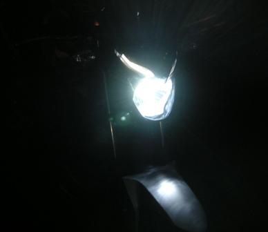 MT-25 LEDバルブ