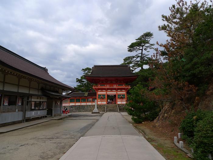 出雲の神社巡り  日御碕神社  3