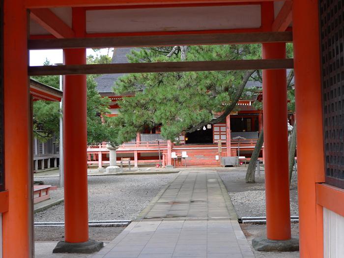 出雲の神社巡り  日御碕神社  8