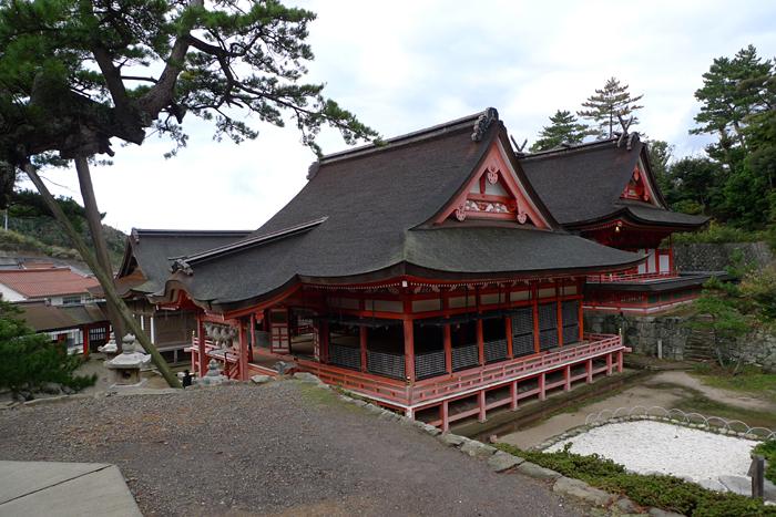 出雲の神社巡り  日御碕神社  16