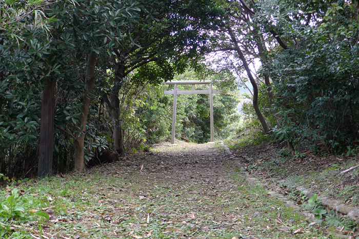 出雲の神社巡り  神蹟隠ヶ丘  3