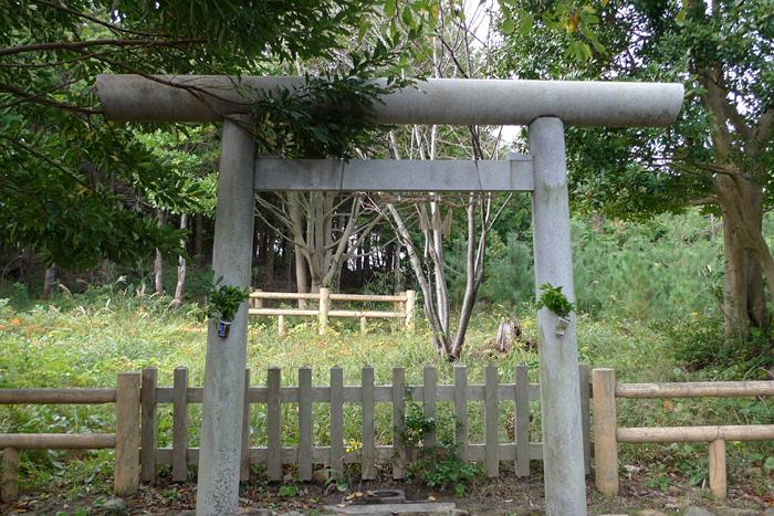 出雲の神社巡り  神蹟隠ヶ丘  5