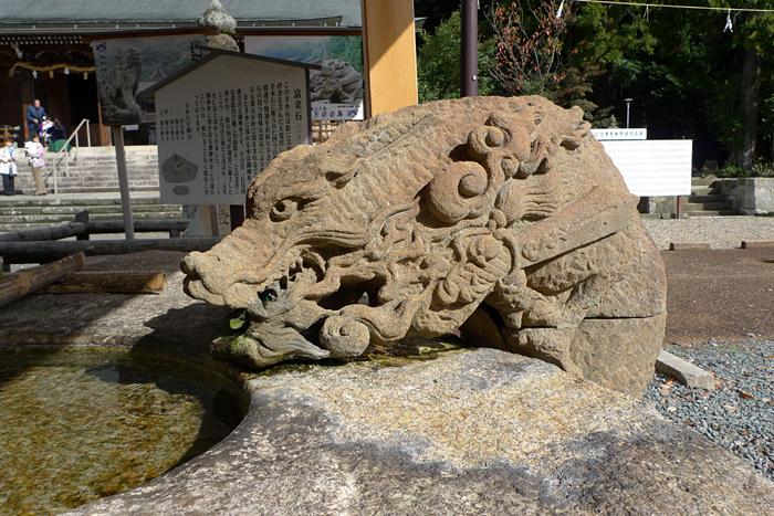 出雲の神社巡り  物部神社  6