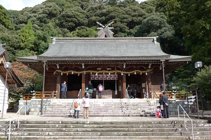 出雲の神社巡り  物部神社  9