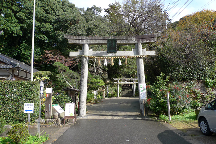 出雲の神社巡り  玉作湯神社  1