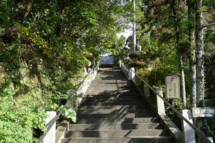 出雲の神社巡り  玉作湯神社  7