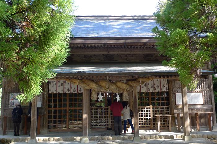 出雲の神社巡り  玉作湯神社  13