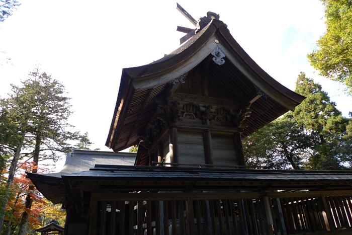 出雲の神社巡り  玉作湯神社  17