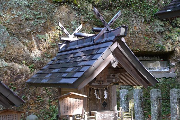 出雲の神社巡り  玉作湯神社  20