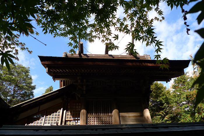 出雲の神社巡り  玉作湯神社  25