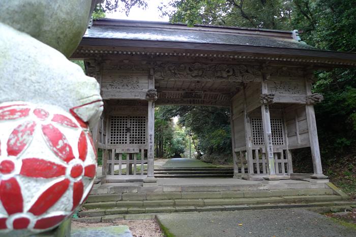 因幡の神社  倭文神社  5