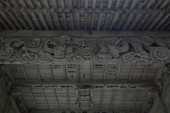 因幡の神社  倭文神社  6